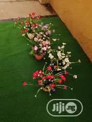 Mini Potted Flowers For Outdoor Lawn Decorations | Landscaping & Gardening Services for sale in Lagos State, Ikeja
