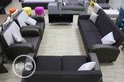 Complete Set Chair With Synthetic and Fabric Finish | Furniture for sale in Lagos State, Victoria Island