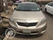 Toyota Corolla 2010 Gold | Cars for sale in Lagos State, Yaba