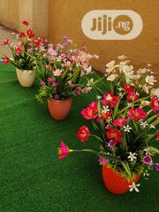 Beautiful Mini Pot Flowers For Sitting And Living Room Decorations | Garden for sale in Lagos State, Ikeja