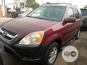 Honda CR-V 2006 2.0i LS Automatic Red | Cars for sale in Lagos State, Ikeja