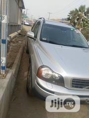 Volvo XC90 2008 2.5 T Long Silver | Cars for sale in Lagos State, Ifako-Ijaiye
