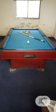 8ft Snooker Board | Sports Equipment for sale in Abuja (FCT) State, Wuse 2