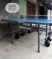 Passion Profile Outdoor Table Tennis Board (Water Resistance) | Sports Equipment for sale in Lagos State, Victoria Island