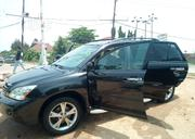 Lexus RX 400h 2008 Black | Cars for sale in Rivers State, Obio-Akpor
