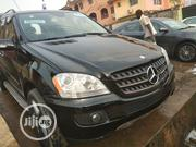Mercedes-Benz M Class 2007 Black   Cars for sale in Lagos State, Amuwo-Odofin