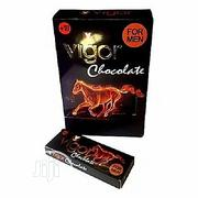 Vigor Sex Chocolate for Men - 12 Libido Boosting Bars   Sexual Wellness for sale in Lagos State