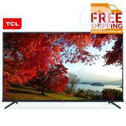 TCL 50-inch 4k Android Smart UHD TV + 12 Months Warranty | TV & DVD Equipment for sale in Abuja (FCT) State, Asokoro