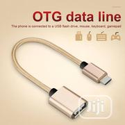 Micro USB OTG Cable | Accessories for Mobile Phones & Tablets for sale in Abuja (FCT) State, Lugbe District
