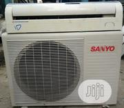 Uk Used 1.5hp Splt Unit Airconditioner | Home Appliances for sale in Lagos State, Surulere