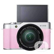 Fujifilm X-A10 Mirroless Camera With Xc16-50mm Lens | Photo & Video Cameras for sale in Lagos State, Lagos Mainland