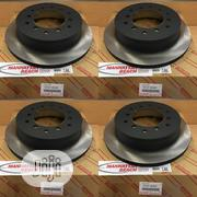 Front Brake Disc For Toyota & Lexus SUV   Vehicle Parts & Accessories for sale in Lagos State, Mushin