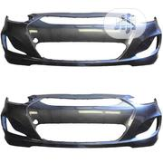 Front Bumper Hyundai Accent 2012 | Vehicle Parts & Accessories for sale in Lagos State, Mushin