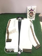 Fashion Men Versace Jacket | Clothing for sale in Lagos State, Ifako-Ijaiye