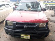 Nissan Xterra 2004 Automatic Red | Cars for sale in Rivers State, Port-Harcourt