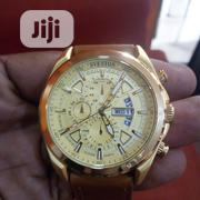 Quality Leather Wristwatch | Watches for sale in Lagos State