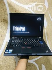Laptop Lenovo ThinkPad T410 4GB Intel Core I5 HDD 320GB | Laptops & Computers for sale in Lagos State, Ikeja