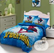 Spider Man Bedsheet N Duvet Available For Ur Kids | Baby & Child Care for sale in Lagos State, Lagos Island