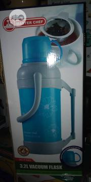 Masterchef 3.2ltrs Vacuum Water Flask | Kitchen & Dining for sale in Lagos State