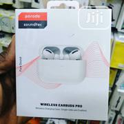 Porodo Soundtec Wireless Airpod Pro | Accessories for Mobile Phones & Tablets for sale in Lagos State, Ikeja