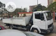 Mercedes 814 Crane Flatbed Truck 1991 Foreign Used | Trucks & Trailers for sale in Lagos State, Lagos Island