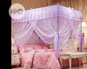 Royal Mosquito Net Canopy Lace Luxury 4 Corner Square Style | Home Accessories for sale in Lagos State, Lagos Island