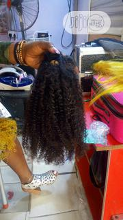 100 Human Hair With Closure | Hair Beauty for sale in Abuja (FCT) State, Wuse