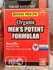 Organic Strong Men's Potent Formular | Sexual Wellness for sale in Abuja (FCT) State, Gwarinpa