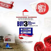 Residential Land at Casadiora Gardens Estate | Land & Plots For Sale for sale in Lagos State, Ibeju