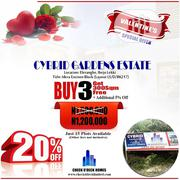 Dry Residential Land at Cybrid Gardens Estate Phase 2 | Land & Plots For Sale for sale in Lagos State, Ibeju