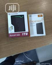 External Hard Drive Of Different Types And Sizes(500gb-4tb) | Computer Hardware for sale in Delta State, Warri