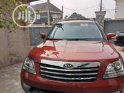 Kia Borrego EX 2009 Red | Cars for sale in Lagos State, Ikeja