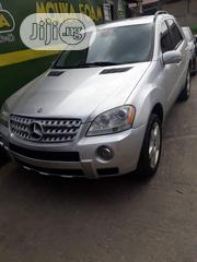 Mercedes-Benz M Class 2006 Silver | Cars for sale in Delta State, Oshimili South