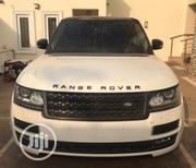 Land Rover Range Rover Vogue 2014 White | Cars for sale in Abuja (FCT) State, Jabi