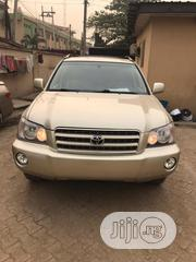 Toyota Highlander 2002 Gold   Cars for sale in Lagos State, Ikeja