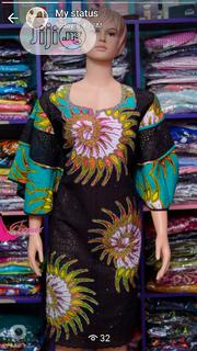 Senegalese Short Gown | Clothing for sale in Lagos State, Lagos Mainland