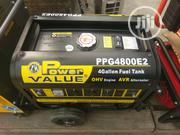 Brand Power Value Gasoline Generator 3.5kva | Electrical Equipment for sale in Lagos State, Ikeja