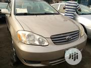 Toyota Corolla 160i 2005 Gold | Cars for sale in Lagos State, Apapa