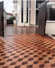 Concrete Stamped Floor   Building & Trades Services for sale in Lagos State, Gbagada