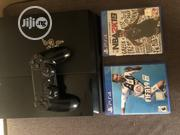 Ps4 One Pad With Two Game Cd( Fifa19 and Nba2k19) | Video Game Consoles for sale in Delta State, Oshimili South