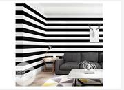3D Classy Monochrome Pattern Wall Paper Black White | Home Accessories for sale in Abuja (FCT) State, Central Business District