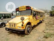 Coaster BUS Blue Bird 2006 Yellow Foreign Used | Buses & Microbuses for sale in Abuja (FCT) State, Nyanya