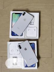 Apple iPhone X 256 GB Silver | Mobile Phones for sale in Abuja (FCT) State, Jabi