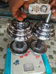 Pair of 10kg Dumbbell | Sports Equipment for sale in Lagos State, Surulere