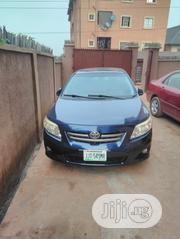 Toyota Corolla 2010 Blue | Cars for sale in Anambra State, Onitsha