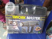 Work Master Filling Machinerl 2600w | Electrical Tools for sale in Lagos State, Ojo