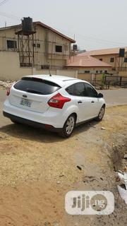 Ford Focus 2012 White | Cars for sale in Abuja (FCT) State, Central Business District
