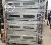 High Quality Industrial 16 Trays 4 Deck Gas Oven | Industrial Ovens for sale in Lagos State, Ojo
