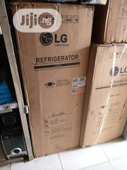 LG 300CL Double Door Fridge With Good Quality Products | Kitchen Appliances for sale in Lagos State, Ikeja