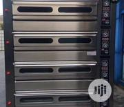 Advanced 16 Trays 4 Deck Gas Ine Bag Oven | Industrial Ovens for sale in Lagos State, Ojo